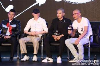 Kris, 冯小刚, & other casts_06