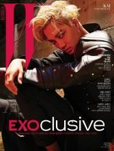 Kai_EXOclusive Cover