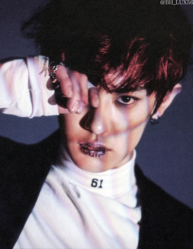 monster chanyeol