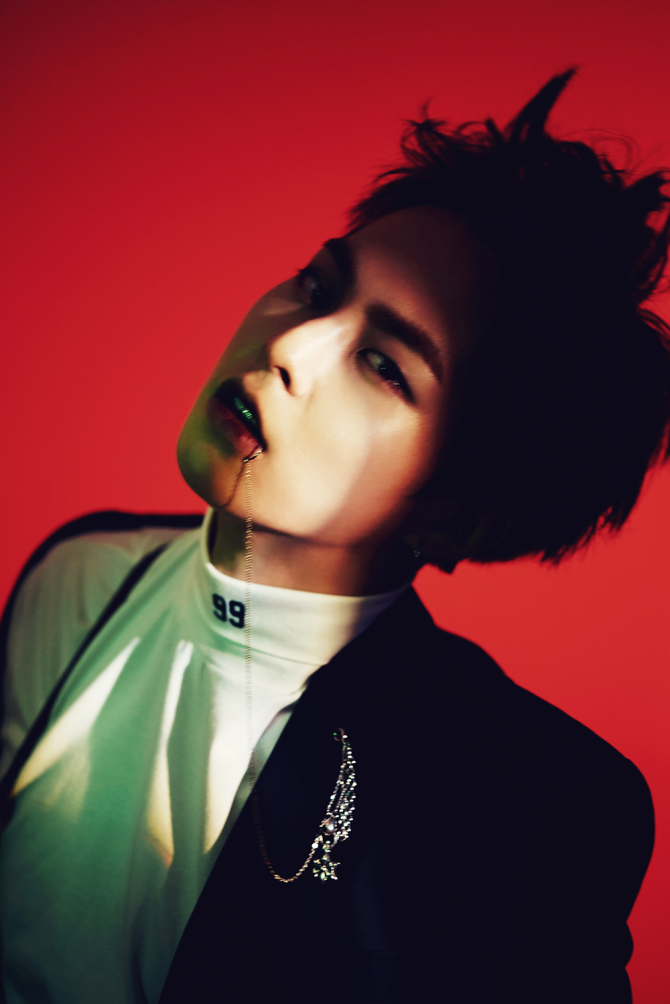 Image result for monster exo xiumin