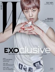 Xiumin_EXOclusive Cover