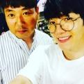 hongseungpyo0821: Same photo, different feeling^^ke With Baekhyunie^^ (160803)