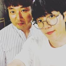 hongseungpyo0821: Me too, one shot keke With Baekhyunie^^ (160803)