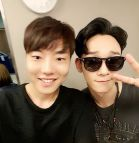 jqlee1: Our Jongdae who is always bright and doesn't show when he is in pain or tired! I love you!!! #AsexpectedEXO #Lotto #triplecrownlyricist #JQ (160828)