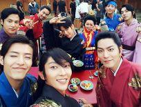 actor_jg: 1M Thanks & Love ! (161005)